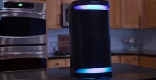 Sony SRS-XP700 X-Series Wireless Portable-Bluetooth-Karaoke Party-Speaker