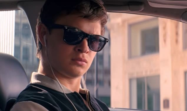 The Opening Scene (Chapter 1) from Baby Driver (Year of Premier: 2017)