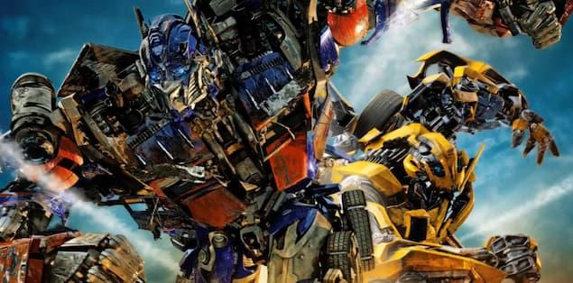 Transformers: Revenge of the Fallen (Year of Premier: 2009)