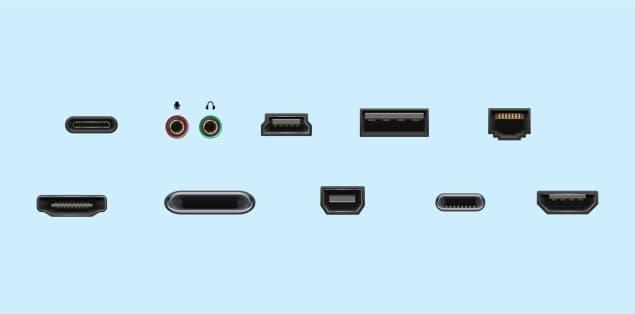 Types of HDMI Connectors