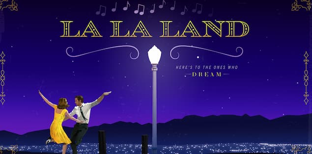 La La Land (Year of Premier: 2016)
