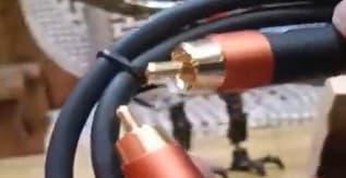mazon Basics Digital Audio RCA Compatible Coaxial Cable