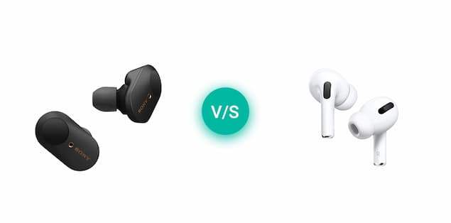 pple AirPods Pro vs. Sony WF1000XM3 Wireless Earbuds - Comparison Based on Comfort