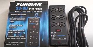 Furman SS6B Power Conditioner