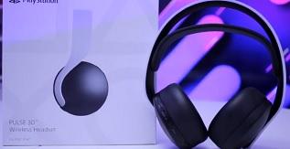 Sony PULSE 3D Wireless Headset